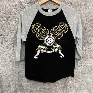Crooks & Castle Baseball Shirt